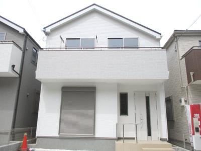 【外観】神戸市垂水区学が丘4丁目新築戸建 2号棟