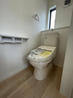 【トイレ】市原市北国分寺台 新築戸建 JR内房線「五井駅」