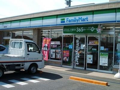ファミリーマート西尾住崎店まで500m