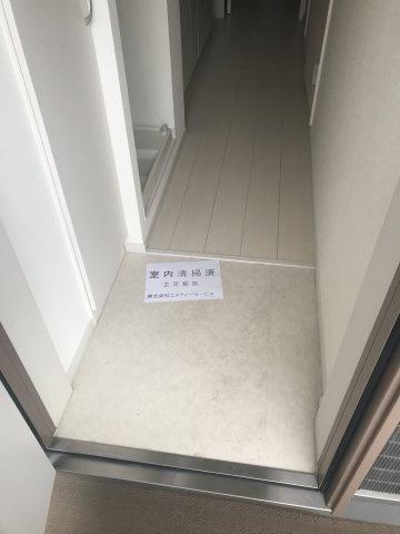 【玄関】アセット田無