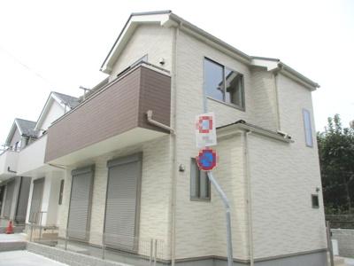 【外観】神戸市垂水区学が丘4丁目新築戸建 3号棟