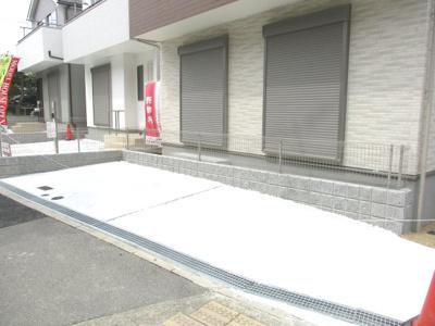 【駐車場】神戸市垂水区学が丘4丁目新築戸建 3号棟
