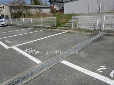 【駐車場】ソレーユ藤本