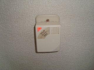 ガス警報機