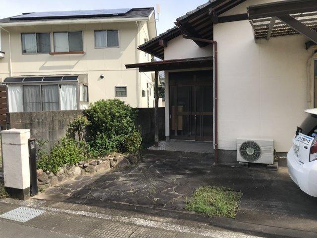 【駐車場】那珂川市大字山田 平家