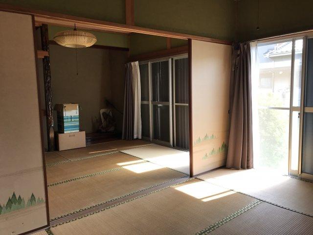 【和室】那珂川市大字山田 平家