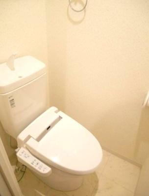 【トイレ】ブランドール都立大