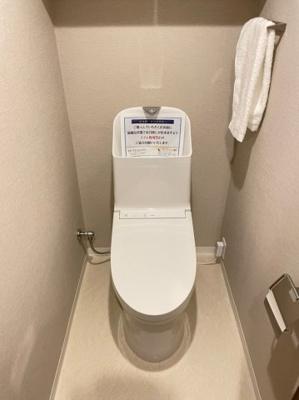 【トイレ】インペリアル堂島