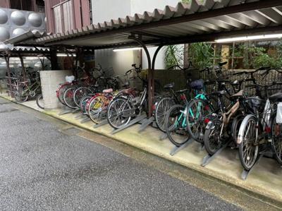 【駐輪場】インペリアル堂島