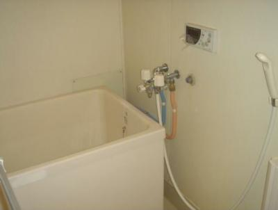 【浴室】西ハイツ