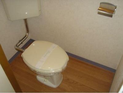 【トイレ】西ハイツ