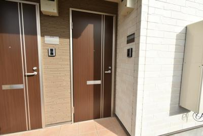 【玄関】北群馬郡吉岡町 群馬総社駅 1階 1K