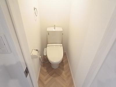 【トイレ】ミリアビタ大森台