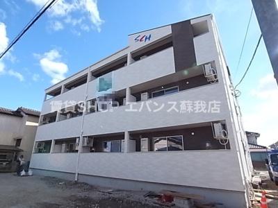【外観】ミリアビタ大森台