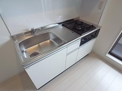 【キッチン】ミリアビタ大森台