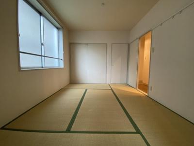 【寝室】ディアコートイチロー