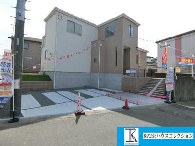 【区画図】阿見町中央2期 新築戸建