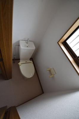 【トイレ】ノーザンコート