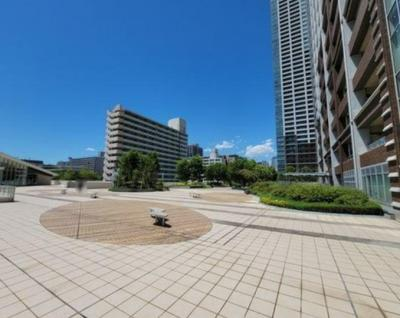 【外観パース】THE TOKYO TOWERS MID TOWER