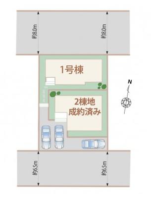 神戸市西区狩場台4丁目Ⅴ 新築一戸建て
