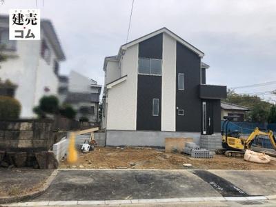 神戸市西区桜が丘中町4丁目 新築一戸建て 2021/9/12現地撮影