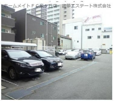 【駐車場】ローズステージ泉大津駅前