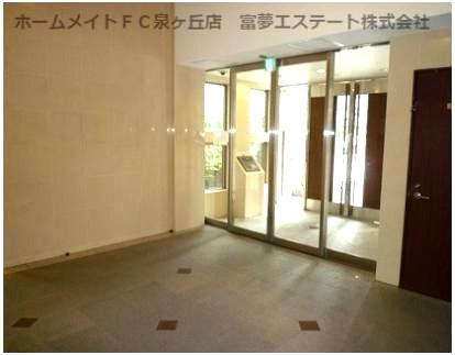 【ロビー】ローズステージ泉大津駅前