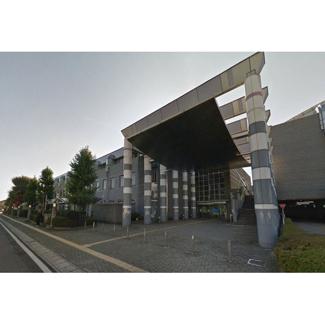 図書館「宇都宮市立東図書館まで671m」