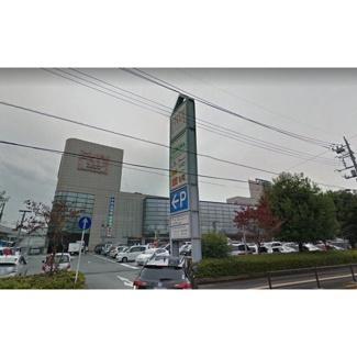 ショッピングセンター「福田屋ショッピングプラザ宇都宮店まで1043m」
