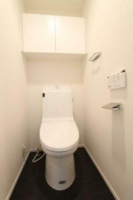 バス・トイレは別室です。
