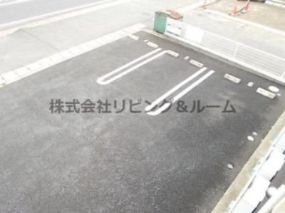 【駐車場】プレミール