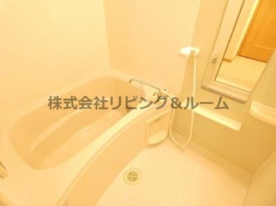 【浴室】デルソーレ・B棟