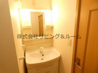 【独立洗面台】デルソーレ・B棟