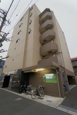 建物の外観です。