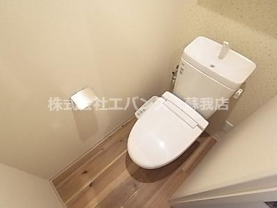 【トイレ】VRD蘇我