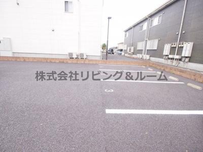 【駐車場】シャトー ボンヌール・Ⅱ棟