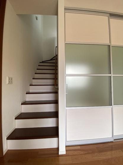 リビング階段です。