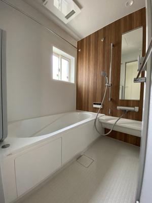 【浴室】中古戸建 守谷市松並青葉2丁目 築浅住宅