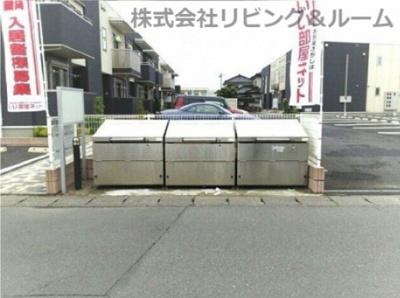 【その他共用部分】ウナ カーサ デラ ルーチェ・Ⅰ棟