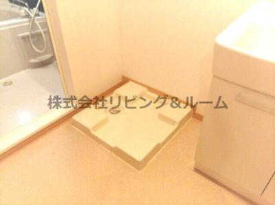 【洗面所】ウナ カーサ デラ ルーチェ・Ⅰ棟