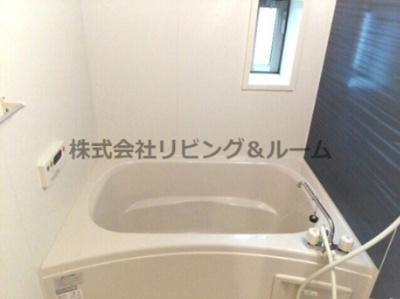【浴室】ウナ カーサ デラ ルーチェ・Ⅰ棟