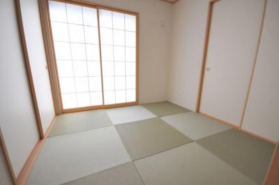 神戸市西区玉津町今津 新築一戸建て 同一仕様の施工例写真です。実際とは異なります。
