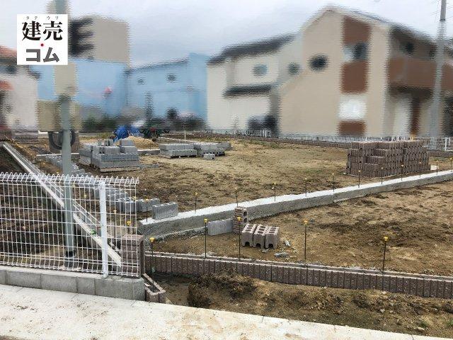 神戸市西区玉津町今津 新築一戸建て 2021/9/12現地撮影