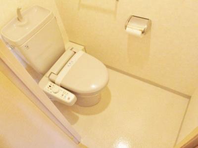 【トイレ】ローレルコート古市5番館