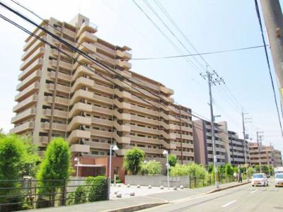 【外観】ローレルコート古市5番館