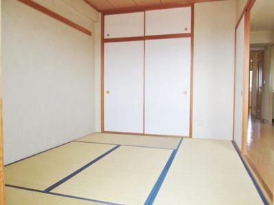 【寝室】ローレルコート古市5番館