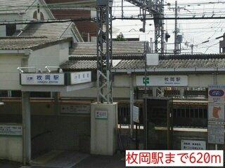 枚岡駅まで620m