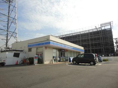 ローソン岸和田小松里町南店まで278m