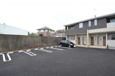 【駐車場】ジェルメ・コリーヌⅢ