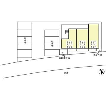 【区画図】AGスクエア※